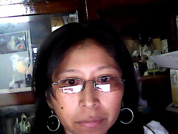 Tontuela, Mujer de Arequipa buscando amigos