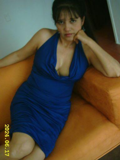 Luiggina, Mujer de Madrid buscando pareja