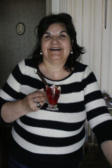 Marotta, Mujer de Aguada buscando amigos