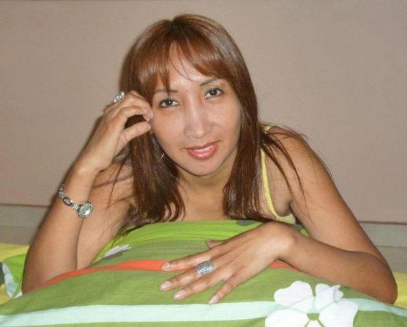 Celeste90, Mujer de Santiago de Surco buscando una relación seria