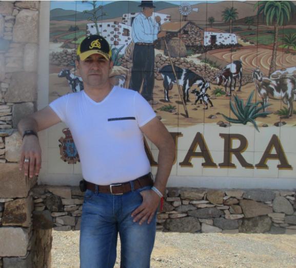 Nzambi, Hombre de Puerto Plata buscando pareja