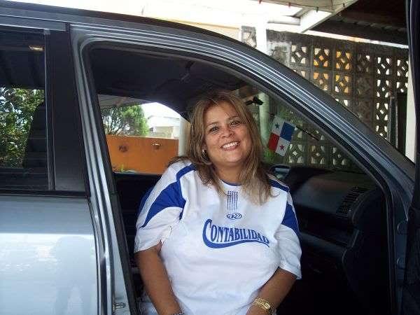 Race11, Mujer de Panamá buscando pareja