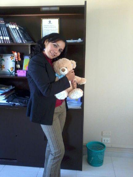 Dulceamiga, Chica de Lima buscando pareja
