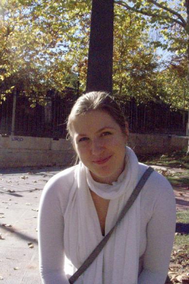 Indre, Chica de Klaipeda buscando conocer gente