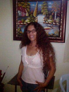 Amzona, Mujer de Santo Domingo buscando una relación seria