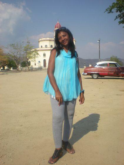Chiqui59, Mujer de Guantanamo buscando pareja