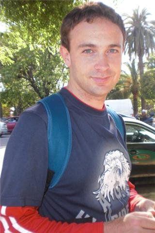 Franspidey8, Hombre de Sevilla buscando conocer gente