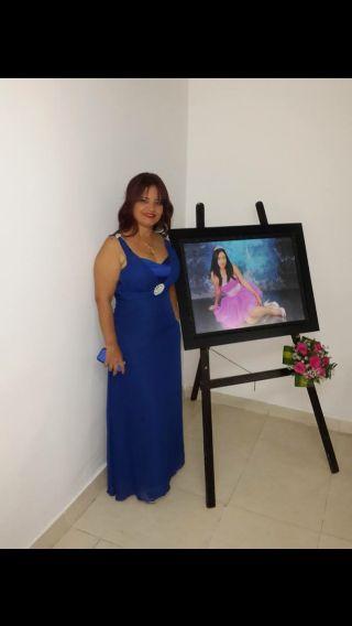 Marybd, Mujer de  buscando una relación seria