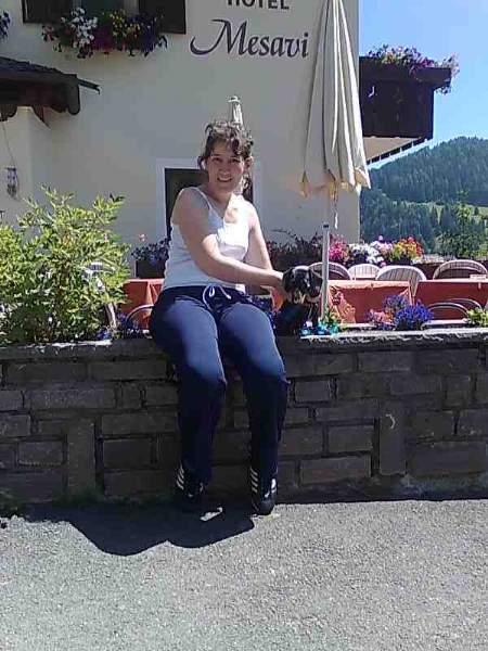 Roweena, Mujer de Resistencia buscando conocer gente