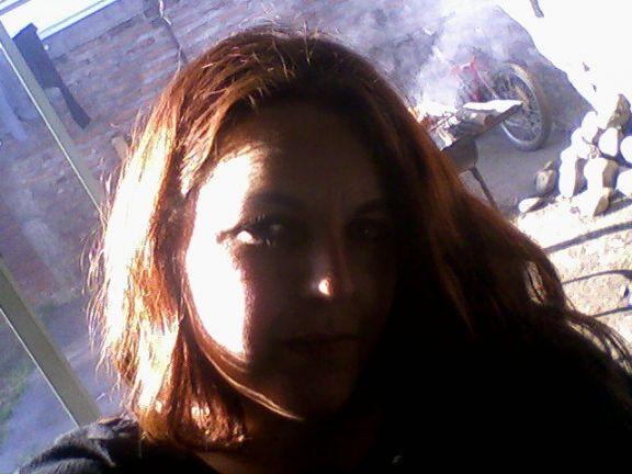 Andrea642, Mujer de Santiago buscando pareja
