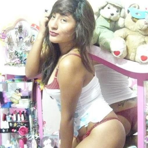 Ashley18, Chica de Lima buscando conocer gente
