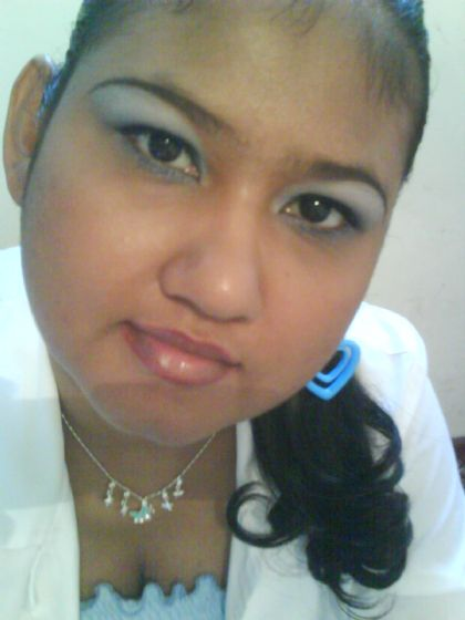 Brisamarina, Mujer de Putumayo buscando pareja