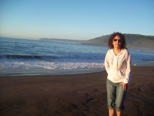 Menguante, Mujer de Concepción buscando pareja