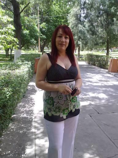 Gringa1, Mujer de Chihuahua buscando conocer gente