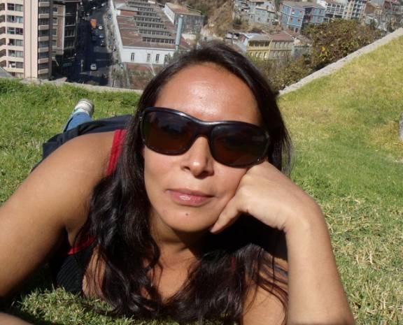 Jazzina, Mujer de Santiago buscando amigos