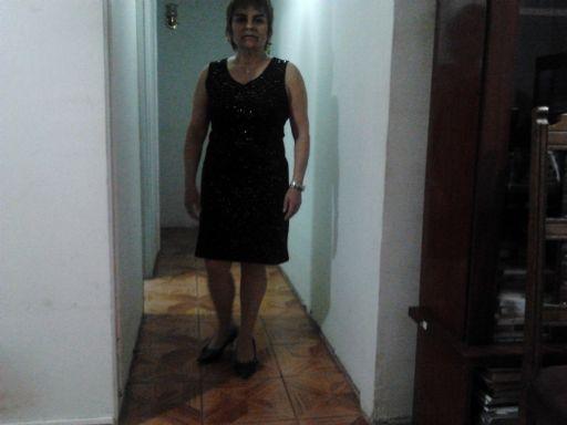 Blancaluna, Mujer de Santiago buscando amigos