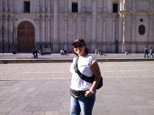 Geordia, Mujer de Lima buscando amigos