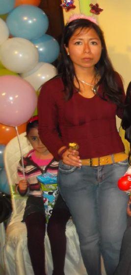 Karol32, Mujer de Lima buscando amigos