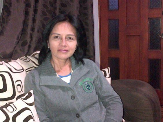 Marlenny, Mujer de Bogota buscando pareja