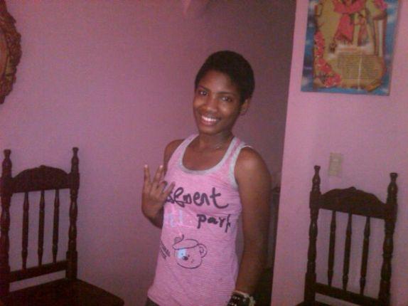 Jenny13, Chica de Santo Domingo buscando pareja