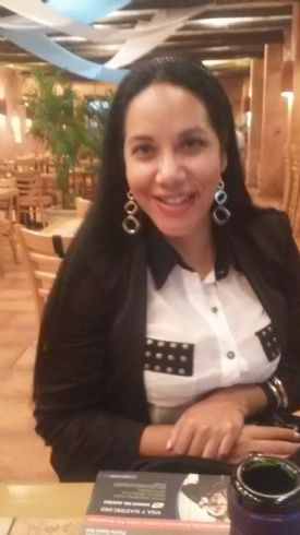 Luisazul, Mujer de Guayaquil buscando pareja