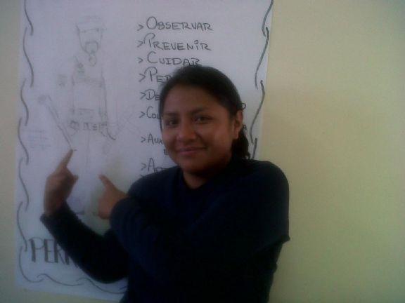Tokky, Chica de Panecillo buscando amigos
