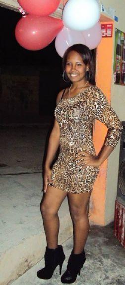 Labebesita, Chica de Santo Domingo buscando pareja