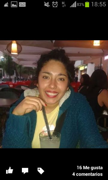 Gise23, Chica de Santiago buscando conocer gente