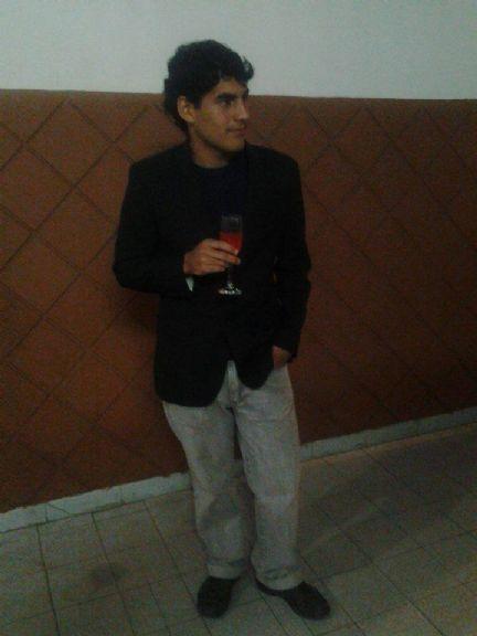 Ismah, Chico de Alta Cordoba buscando conocer gente