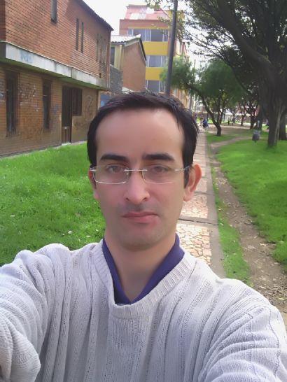 José, Hombre de Bogotá buscando pareja
