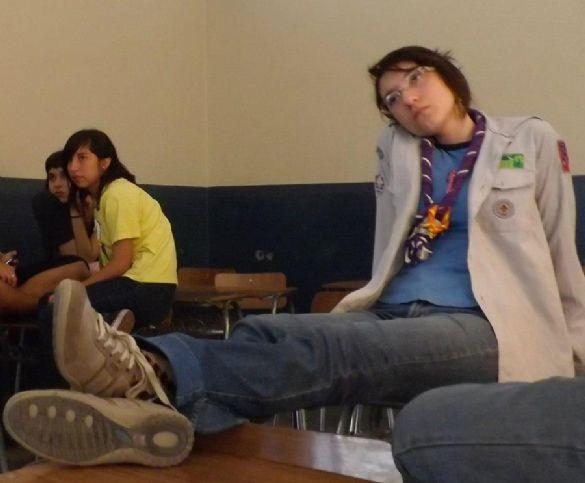 Grumosa, Chica de Santiago buscando pareja