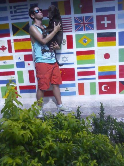 Juace, Chico de San Cristóbal buscando pareja