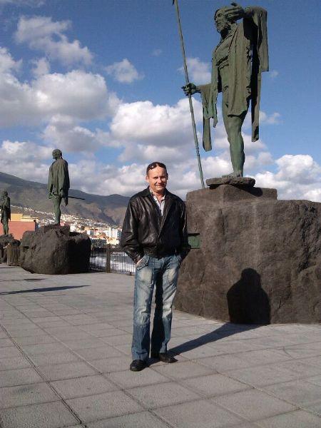 Buscotucoraz, Hombre de San Cristóbal de La Laguna buscando pareja