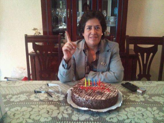 Angie2535, Mujer de Distrito Federal buscando pareja