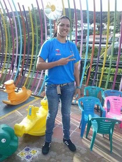 Maryori2302, Chica de Distrito Federal buscando conocer gente