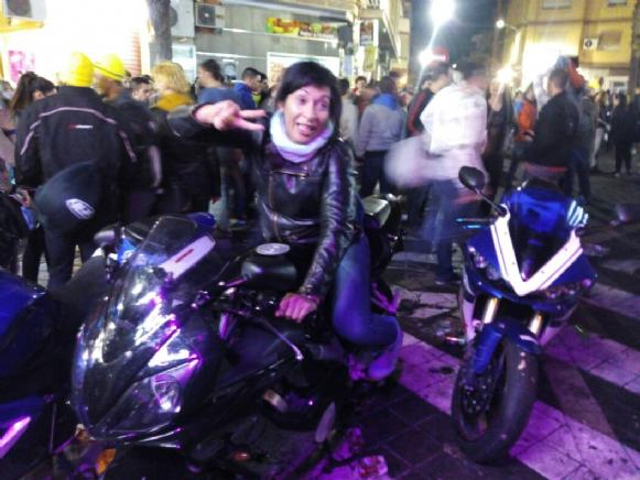 Potrilla70, Mujer de Algeciras buscando pareja