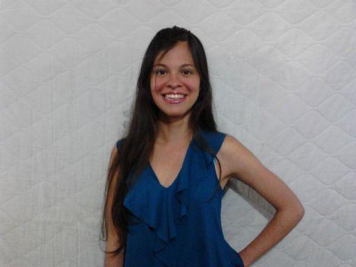 Vane69, Chica de San José buscando una cita ciegas