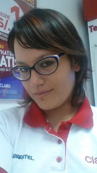 Roselove, Chica de Chiclayo buscando pareja