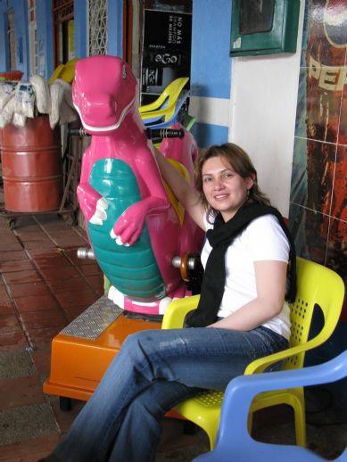 Olgalucont, Chica de Bogotá buscando pareja
