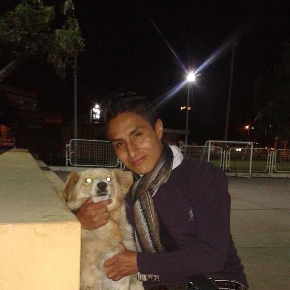 Pichu001, Chico de Riobamba buscando una cita ciegas