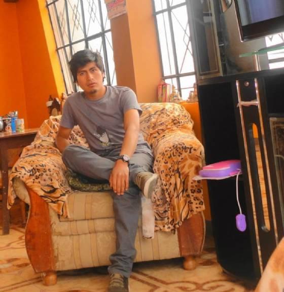 3duardo23, Chico de Huancayo buscando pareja