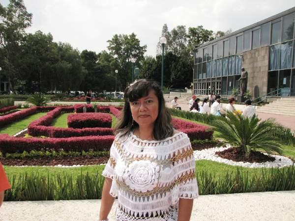 Pamina, Mujer de Distrito Federal buscando amigos