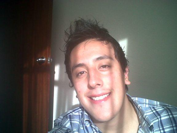 Andy88ss, Chica de Quito buscando conocer gente
