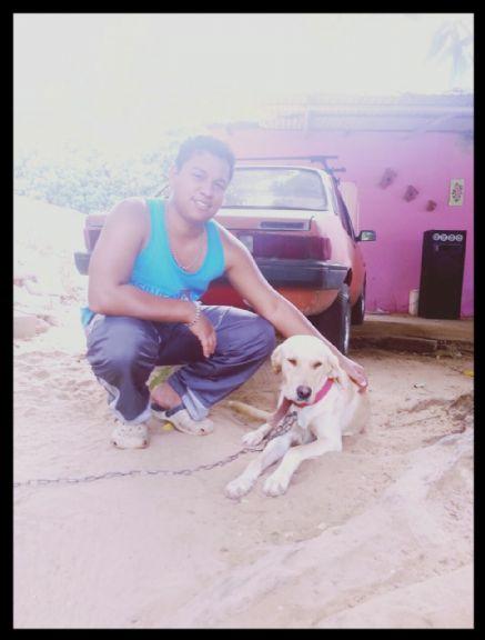 Jona89, Chico de Aragua buscando conocer gente