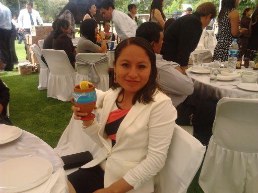 Blanca flor, Chica de Ciudad de México buscando conocer gente