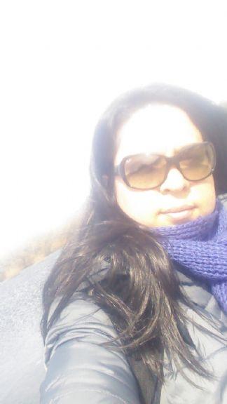 Nadia, Mujer de Munro buscando pareja