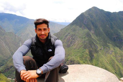 Alex, Chico de Mérida buscando conocer gente