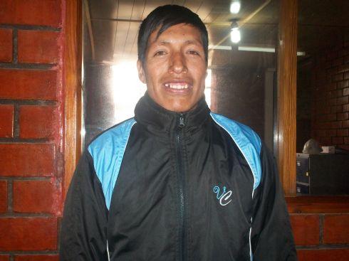 Henry balbin salcedo, Chico de Huancayo buscando conocer gente