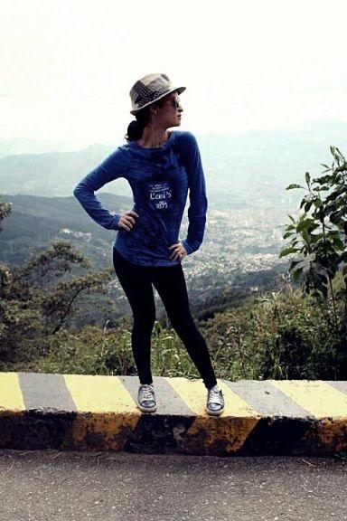 Dan, Chica de Medellín buscando conocer gente