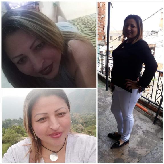 Eliana, Mujer de Medellín buscando amigos